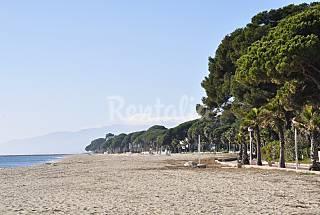 Villa con encanto frente a la playa Tarragona
