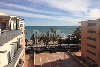 Apartamento para 4-7 personas a 50 m de la playa Castellón