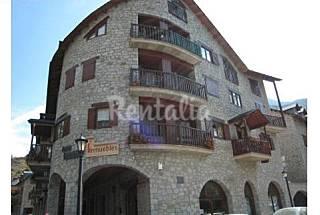 Novo com 2 quartos e vista para Cerler Huesca