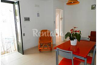 Apartment with 3 bedrooms only 700 meters from the beach Lecce