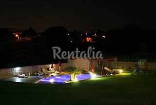 Villa for rent only 800 meters from the beach Pontevedra