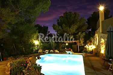 Can Piscina Ibiza/Eivissa San José Villa en entorno rural