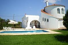 Fantástica casa individual con piscina a 80m mar Menorca