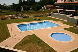 2 Appartements de 3 chambres à 2.5 km de la plage Pontevedra