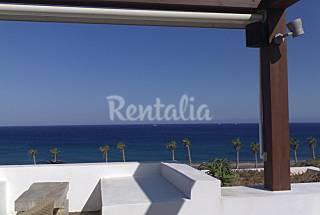 Lujoso apto para. 6 personas vistas al mar  Almería