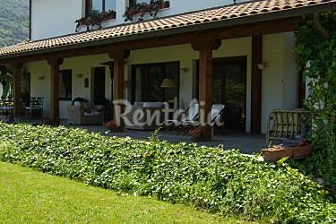 Huis voor 2 12 personen op 2 kilometer van het strand liendo cantabri costa de cantabri for Terras strijkijzer