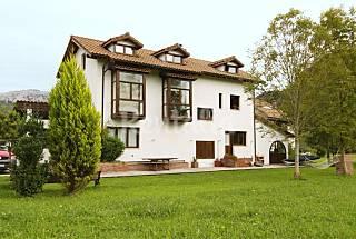 Haus für 2-12 Personen, 2 Km bis zum Strand Cantabria