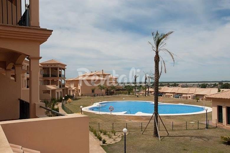Apartamento en alquiler a 2500 m de la playa sanl car de barrameda c diz costa de la luz - Alquiler apartamento sanlucar de barrameda ...
