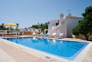 House for 6-7 people only 500 meters from the beach Algarve-Faro