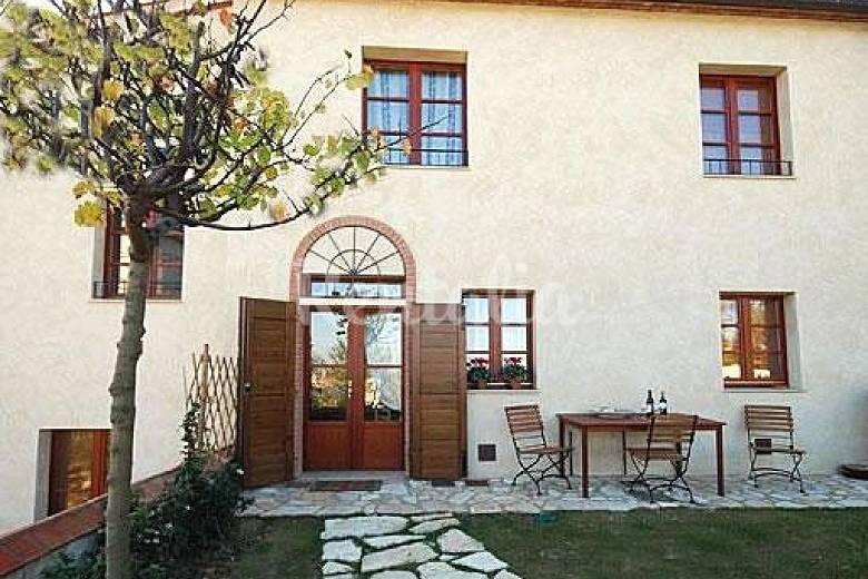Appartamento Parte esterna della casa Firenze Gambassi Terme Appartamento