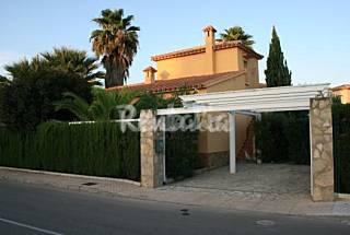 Villa piscina, jardín, WIFI, Digit + Valencia