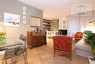 Apartamento Chamartin Deco con parking y piscina Madrid