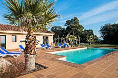 Villa for 11 people 10 km from the beach Barcelona