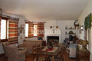 Cottage Living-room Granada Motril villa