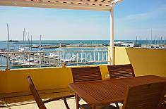 Apartment for rent only 50 meters from the beach Herault