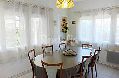 Villa for 8 people only 150 meters from the beach Aude