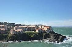 Apartamento para 4 personas a 100 m de la playa Pirineos Orientales