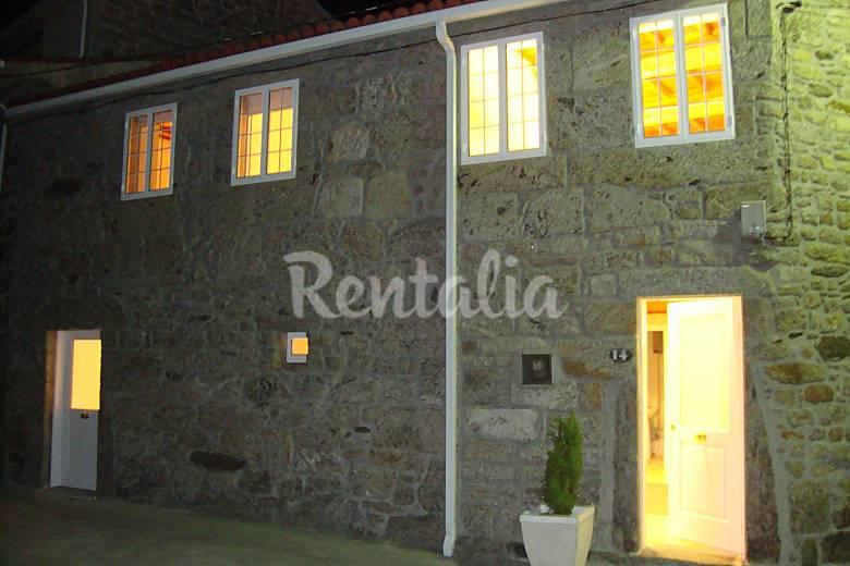 Casa de 4 habitaciones con vistas a la montaña Pontevedra