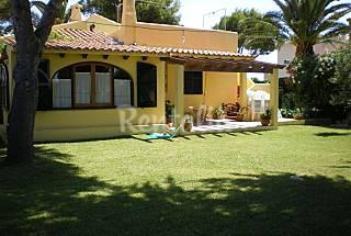 Villa de 3 habitaciones a 50 m de la playa Menorca