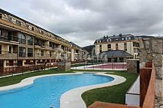 Appartement de 2 chambres à 1500 m de la plage Lugo