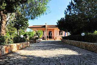 Villa for rent only 200 meters from the beach Lecce