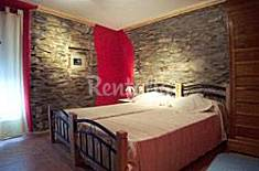 2 apartments for 4-12 people only 400 meters from the beach Lugo