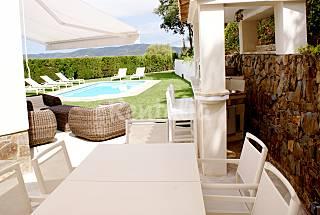 Villa de 3 chambres à 2 km de la plage Gérone
