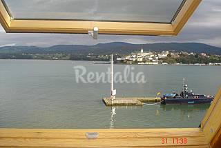 Apartamento de 2 habitaciones a 2 km de la playa Lugo