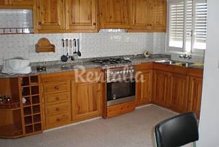 Apartamento para 6-8 personas a 200 m de la playa Castellón