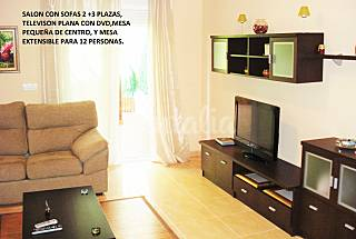 House for 6-7 people 2.8 km from the beach Pontevedra