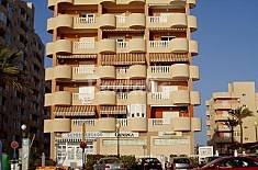 Apartment for 2-4 people on the beach front line Murcia