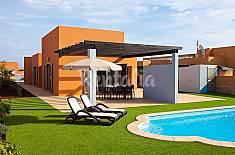 Maison en location avec piscine Fortaventure