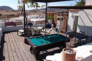 Casa de 3 habitaciones a 2 km de la playa Almería
