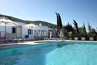 Country house with swimming pool in Sant Miquel  Ibiza