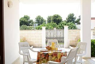 Villa in affitto a 900 m dalla spiaggia Taranto