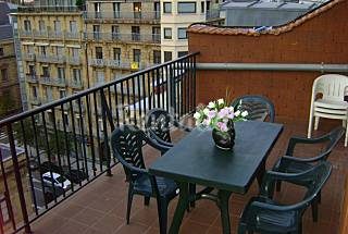 Apartamento de 3 habitaciones en San Sebastian centro Guipúzcoa