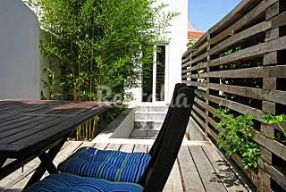 Apartamento para 4-6 personas con jardín privado Lisboa