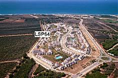 Casa de 3 habitaciones a 800 m de la playa Cádiz