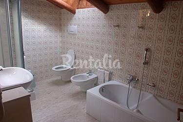 Casa Bathroom Trentino Panchià Apartment