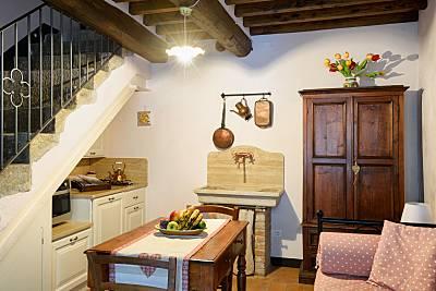 Casa para 2-3 personas en Arezzo Arezzo