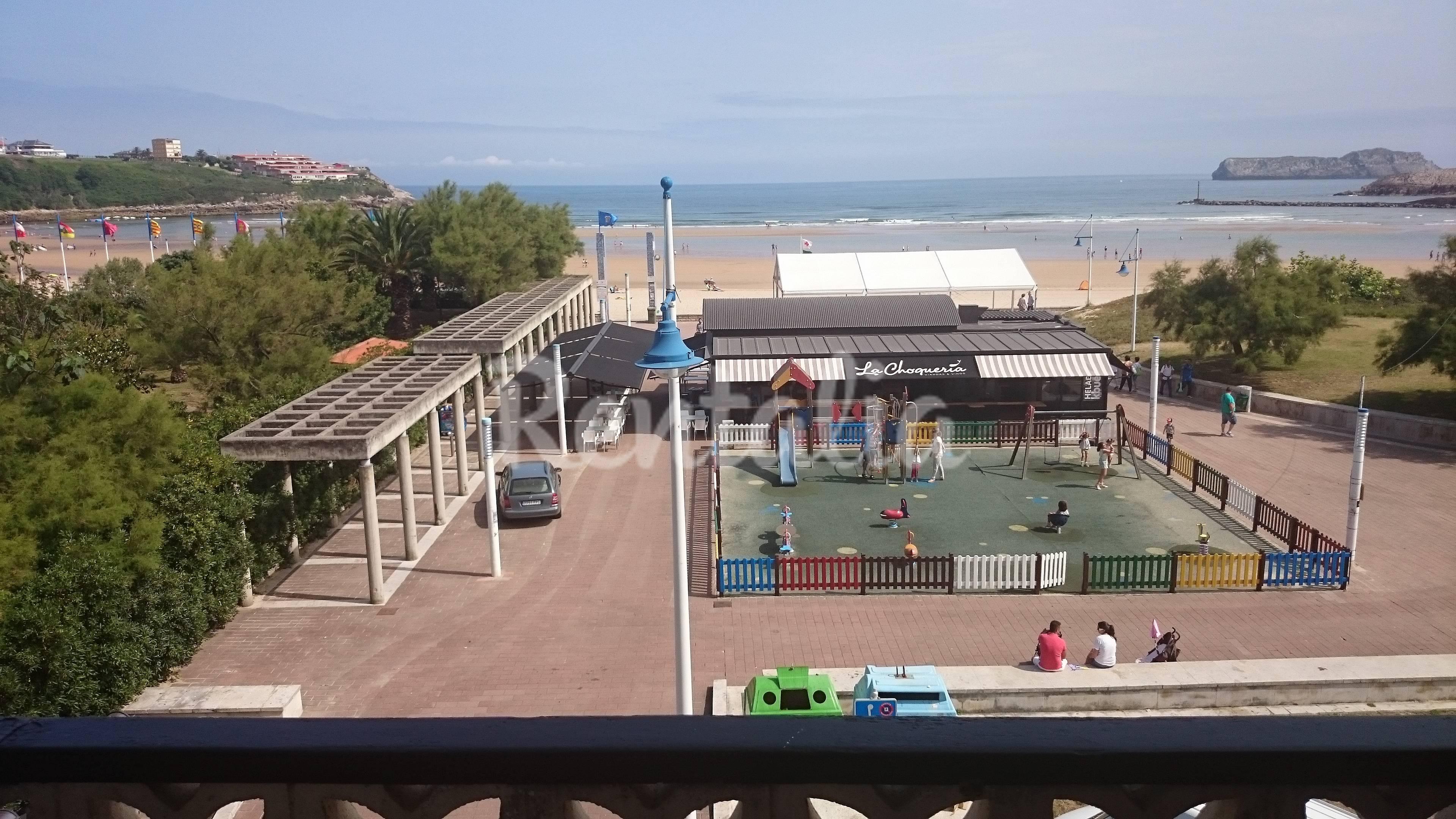 Apartamento en alquiler en 1a l nea de playa suances cantabria costa de cantabria - Apartamentos en cantabria playa ...