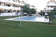 Al lado de la playa, 2 hab., con piscina Málaga