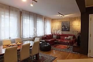 Appartement pour 6-8 personnes à 4 km de la plage Pontevedra