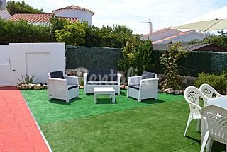 Apartamento de 2 habitaciones a 200 m de la playa Menorca