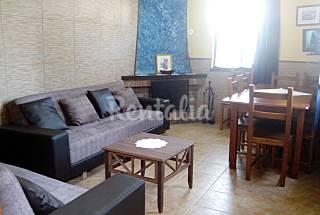 Maison en location à 2.5 km de la plage Asturies