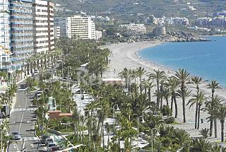 Seafront apartment in velilla beach Granada