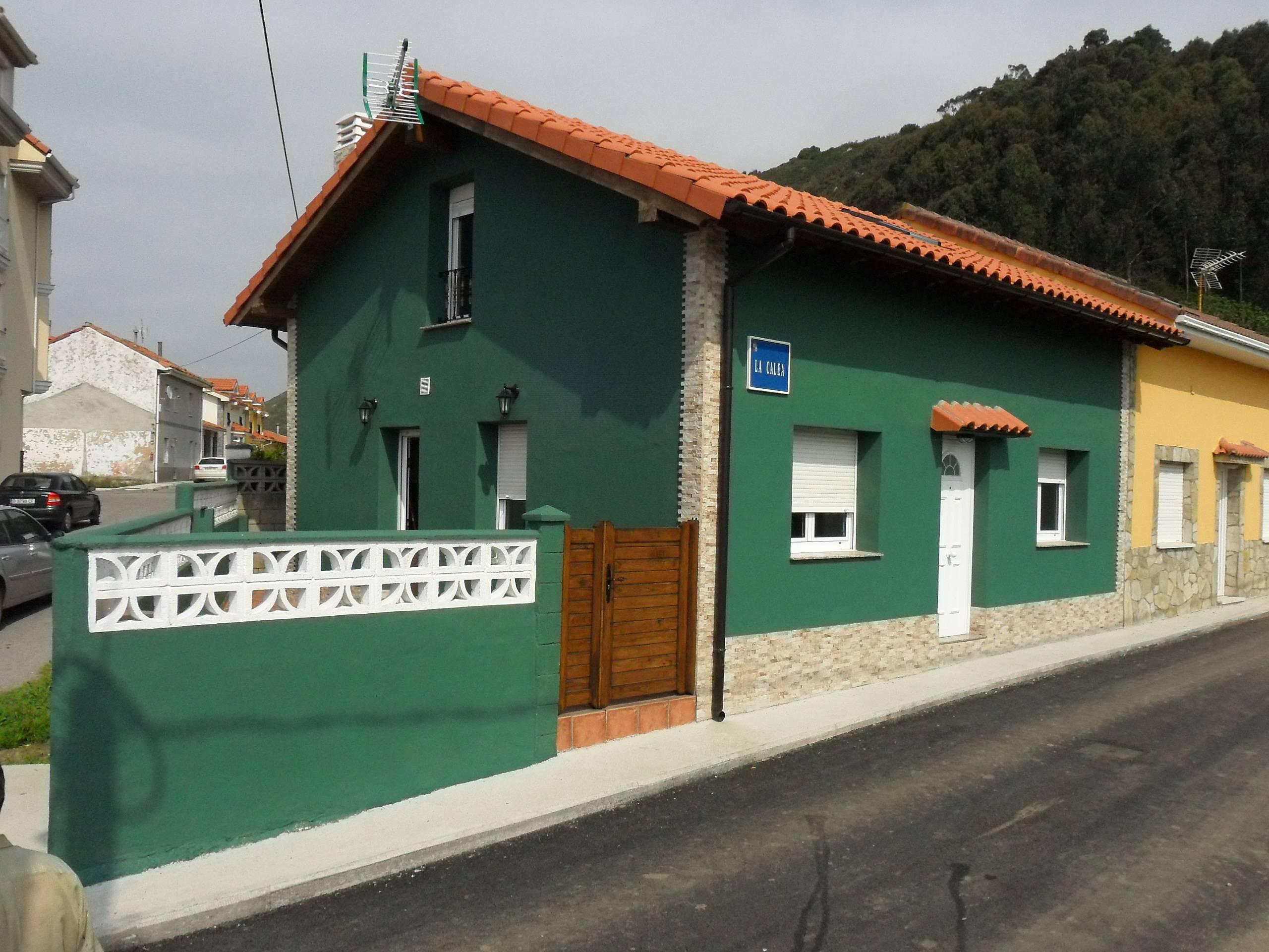 Casa con encanto san juan de la arena soto del barco asturias - Casas con encanto asturias ...