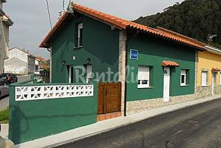 House 200 meters from the beach Asturias