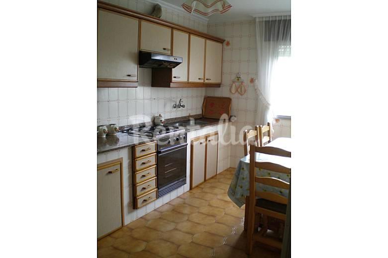 Alquilo Cocina Pontevedra Sanxenxo-Sangenjo Casa en entorno rural