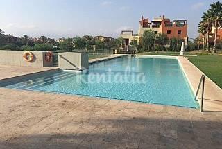 Apartamento de lujos en alquiler en campo de golf Almería